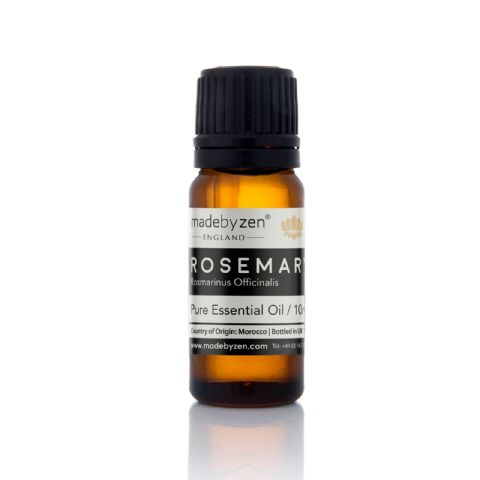 ROSEMARY - Classic Scented Pure Essential Oil Made By Zen 10ml